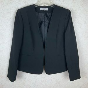 Tahari Arthur S Levine black blazer